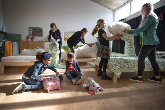 Kinderen blijven slapen in Heerlense noodopvang: 'Een steuntje in de rug voor de harde werkers'