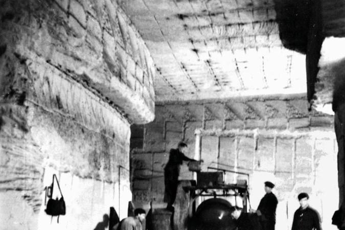 Fabrieken van de Luftwaffe: Zuid-Limburgse grotten in oorlogstijd
