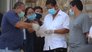 Ecuador biedt excuses aan voor 'coronalijken' op straat