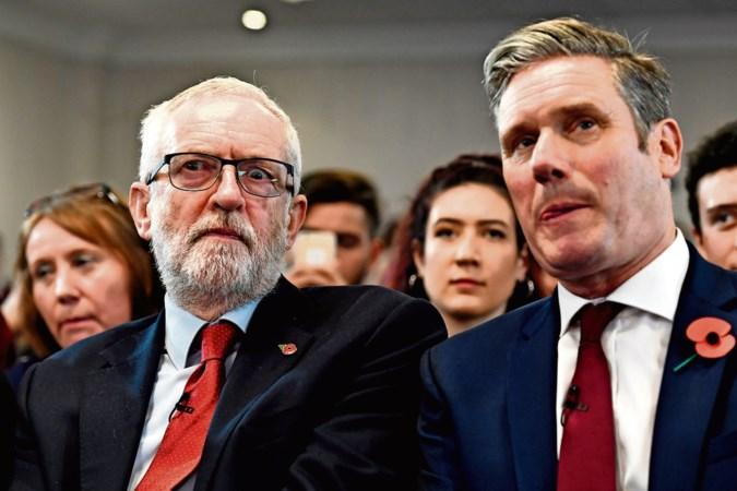 Nieuwe partijleider Keir Starmer moet Labour uit slop trekken