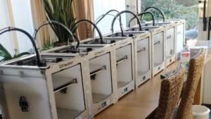 3D-printers helpen Zuyderland snel aan hulpstukken voor maskers