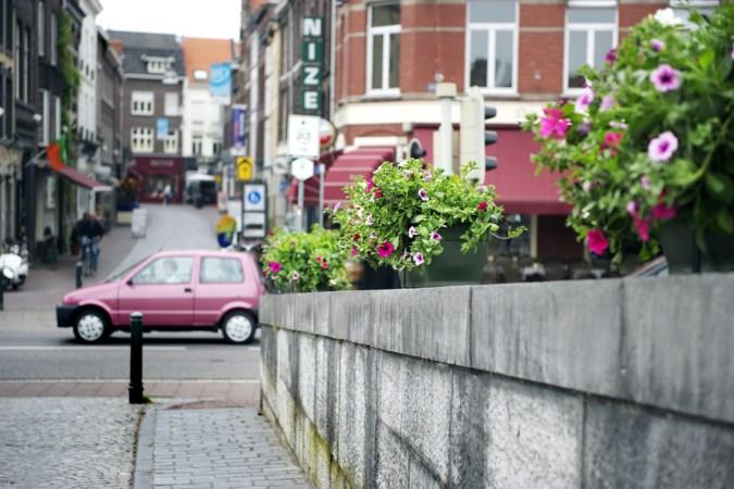 Mysterieus protest tegen ondernemersbelasting Roermondse binnenstad