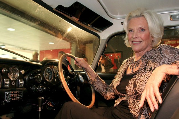 Actrice uit James Bond en De Wrekers, Honor Blackman, overleden
