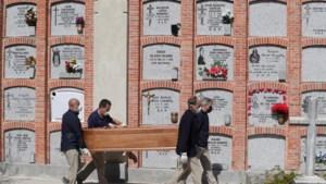 Laagste aantal sterfgevallen in Spanje sinds 24 maart