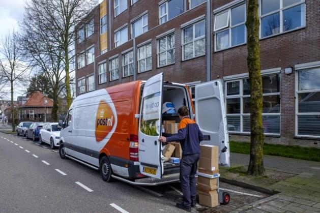 PostNL waarschuwt voor vertraging bij pakketbezorging
