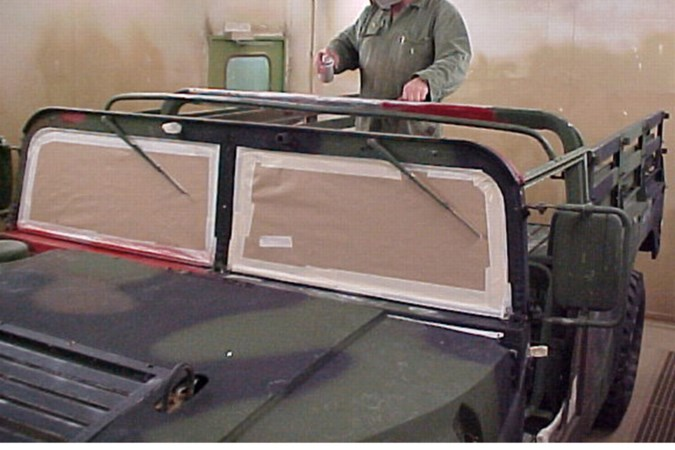 Defensie compenseert oud-monteurs in Eygelshoven en Brunssum ook voor ziekmakende coating