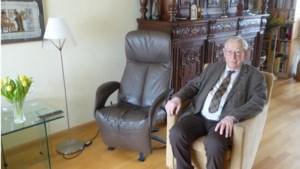 Ignace Wishaupt viert zijn zestig jarig priesterschap