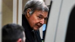 Australische kardinaal door hooggerechtshof vrijgesproken van misbruik