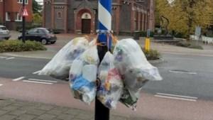 Overlast van te vroeg aangeboden zakken met pmd neemt af in Vaals