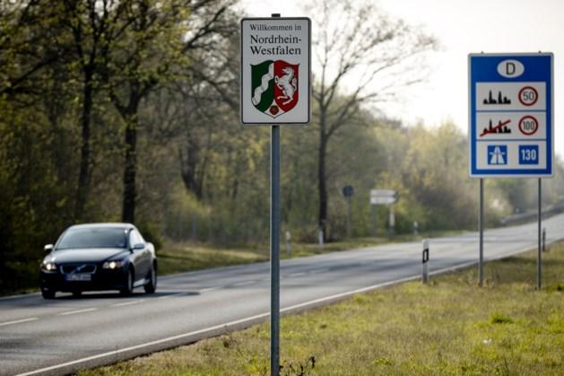 Meer Duitse controles langs Nederlandse grens met Pasen