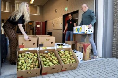 Hulp van meerdere kanten voor de Voedselbank Midden-Limburg