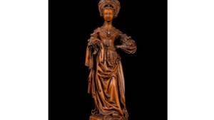 Houten sculptuur van Bonnefantenmuseum is authentieke Jan van Steffeswert