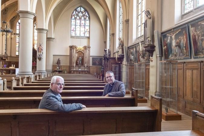 Parochiecluster Tabor wil 'meer met minder': meerdere kerken sluiten is onvermijdelijk