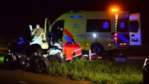 Omgekomen motorrijder is 23-jarige man uit Horn