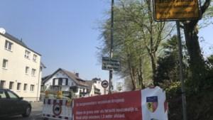 Gezamenlijke actie burgemeesters Landgraaf en Ubach-Palenberg
