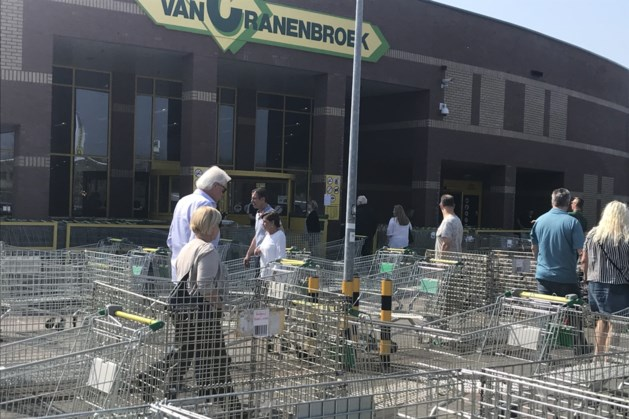 Van Cranenbroek in Landgraaf waarschuwt klanten: blijf weg