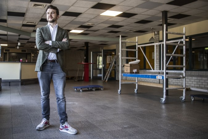 Verbouwing van indoorcomplex De Haamen in Beek start eerder