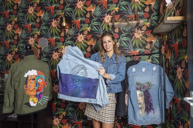 Suzanne uit Arcen maakt spijkerjassen die wat betekenen voor de drager