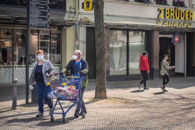Veiligheidsregio: Shoppen is geen dringende reden om de grens over te gaan