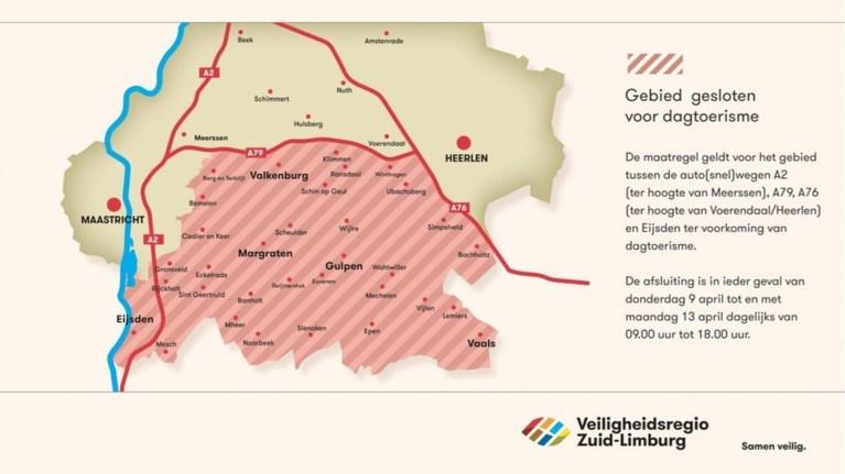 Afsluiting Heuvelland van start: grote controles op invalswegen