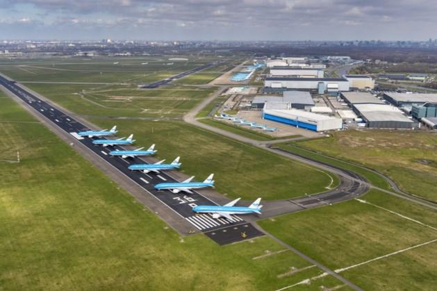 Passagiersstroom KLM droogt op door coronacrisis