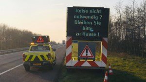 Marechaussee stuurt Duitsers bij grens Limburg terug