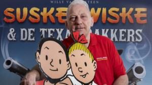 Suske heeft een klein streepje voor op Wiske bij fan Patrick Jaspers uit Beek