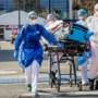148 sterfgevallen erbij, maar steeds minder mensen in het ziekenhuis