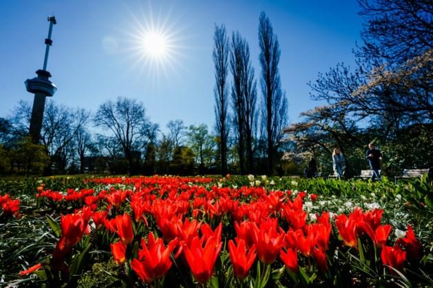 RIVM waarschuwt weer voor oppassen voor de zon