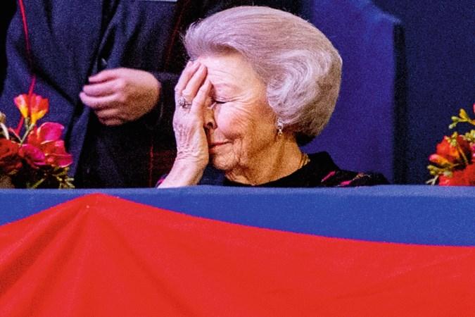 Prinses Beatrix is 'laaiend' op verklikkers