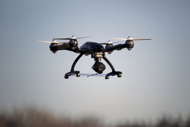 Politie zet drones in tijdens paasweekend in Limburg
