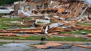 Dodental loopt op door tornado's Verenigde Staten