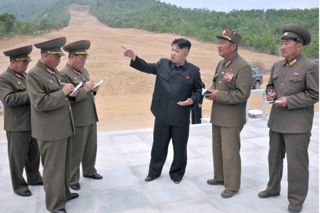 Noord-Korea vuurt weer raketten af