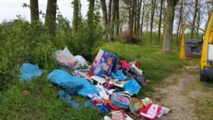 Gemeenten in Heuvelland zien tijdens coronacrisis illegale afvaldump toenemen