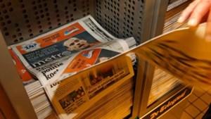 Metro keert niet meer terug als papieren krant op stations