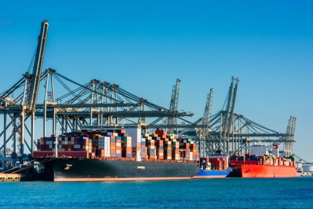 Overslag haven Rotterdam mogelijk een vijfde lager door crisis