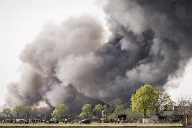 Brand in Heythuysen niet aangestoken, exacte oorzaak wordt onderzocht