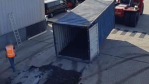 Vijf verdachten aangehouden na vondst 1459 kilo cocaïne