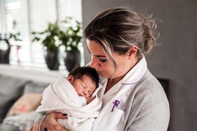 Dagboek uit de zorg: 'Kraamzorg besmette moeder was bijzonder'