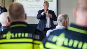 Agenten sneller de straat op door nieuw politieakkoord