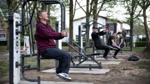 Nieuwe fitnessplek in Vijverpark Brunssum is populair: 'Even opsodemieteren alsjeblieft!'
