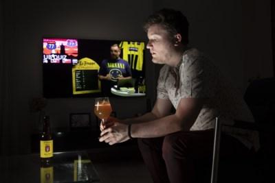 Alle elementen van een avondje uit komen terug tijdens online bier proeven, maar het blijft thuiszitten