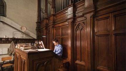 Wekelijks een digitale première vanachter het kerkorgel in Wyck