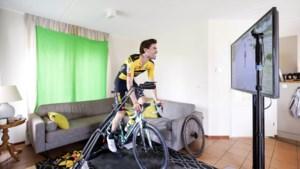 Dumoulin rijdt finale Gold Race in huisje op de Cauberg