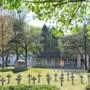 Bouw bezoekerscentrum Duitse oorlogsbegraafplaats Ysselsteyn ligt op schema