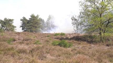 Brandweer: brand Meinweg goed onder controle gehouden
