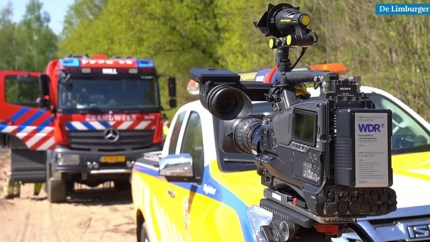 Brandweer vreest aanwakkerende wind bij Herkenbosch