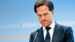 Dit zijn de reacties op de regels van Rutte: 'Dit is zuur, een klap in het gezicht'