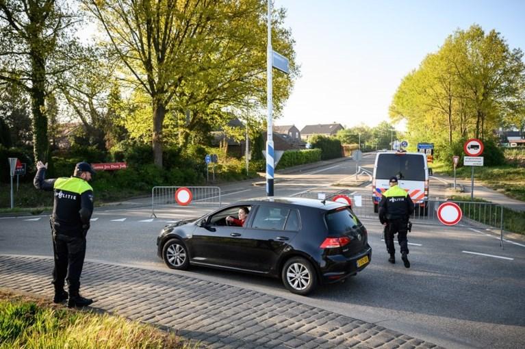 Video: Evacuatie Herkenbosch vanwege brand in De Meinweg afgerond