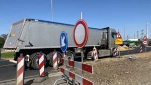 Tijdelijke wegen om A2-project in Stein te realiseren nu allemaal open